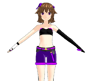 Komi Natsume Redesign Rave (SketchyMod)