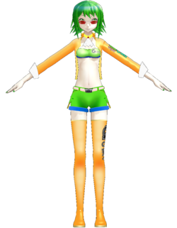 1052 GUMI by Iriver