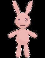 Yukari's bunny by Uri