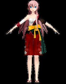 Luka kimono by Uri