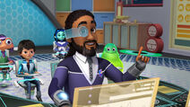 The First Day of Galactic School 1
