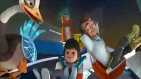 Miles From Tomorrowland - Theme Song