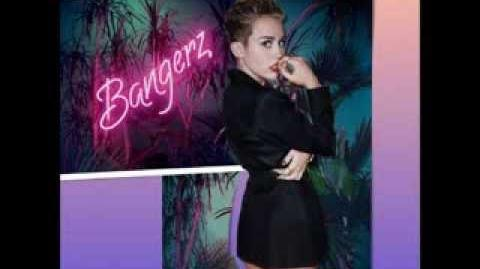 Miley Cyrus - SMS (BANGERZ) feat. Britney Spears (Official Audio)