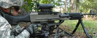 M240B tripod