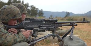 M240G Marines