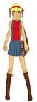 Schoolgirl-Daisy