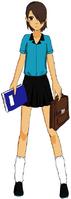 Schoolgirl Iona123