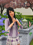 Mia Sims 3 (in-game)