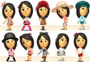 TL Mia Outfits