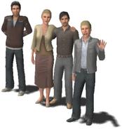 Armati Sims 3