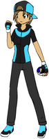 Pokemon Trainer Iona123