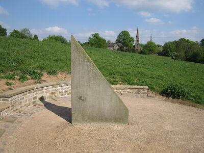 Sundial Henbury