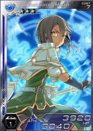 Arthur - Sorcery Master 1