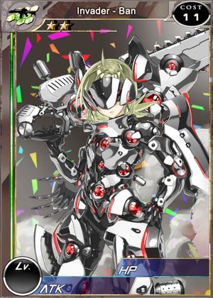 Invader - Ban s1