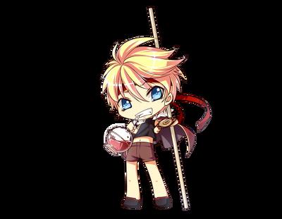 Chibi Blade Protector