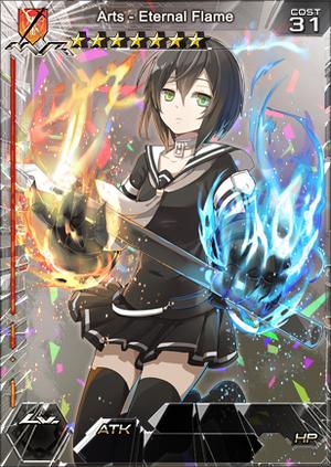 Arts - Eternal Flame s1