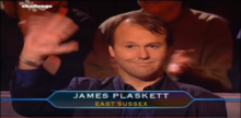 James Plaskett in 2000