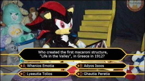 Who Wants to Be a Millionaire? (Chowrownaatihown) Shadow the Hedgehog's Complete Run (Part 1)