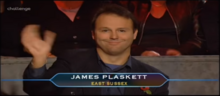 James Plaskett in 1999