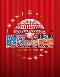 1stLIVE HAPPY☆PERFORM@NCE!! BD