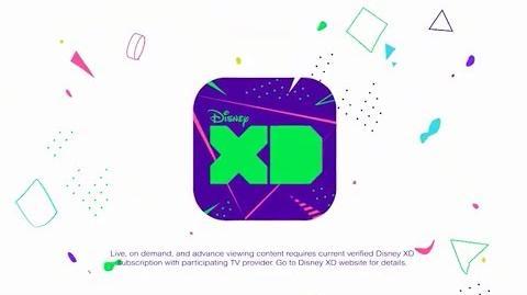 Disney XD App - Summer Edtion (Promo)