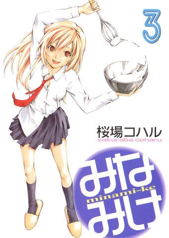 File:Minami-ke Manga v03 cover.jpg