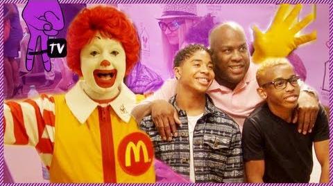 Mindless Behavior visits the Ronald McDonald House - Mindless Takeover Ep. 48
