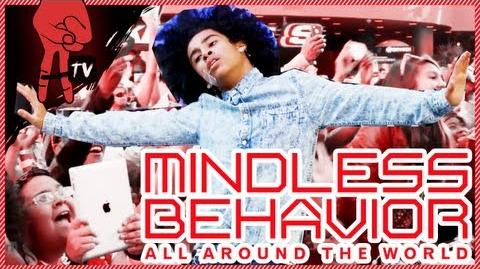 """Mindless Behavior Live Performance at """"All Around The World' Movie Premiere - In Theaters NOW!!!"""