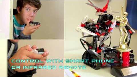 LEGO® MINDSTORMS - Episode 4 Build and Program Gripp3r (Target Mom)