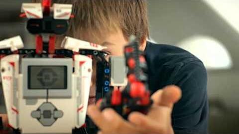 LEGO® MINDSTORMS EV3 Robo Shoot