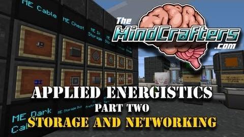Tekkit Lite - Tutorial - Applied Energistics - Part 2 - Storage and Networking