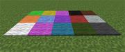 Minecraft carpets