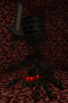 228px-Wither Skeleton Jockey