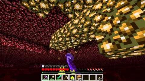 Minecraft Blocks and Items Glowstone