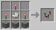 Craftingredstonecomparator