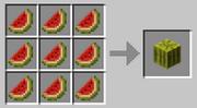 Crafting-melon-block
