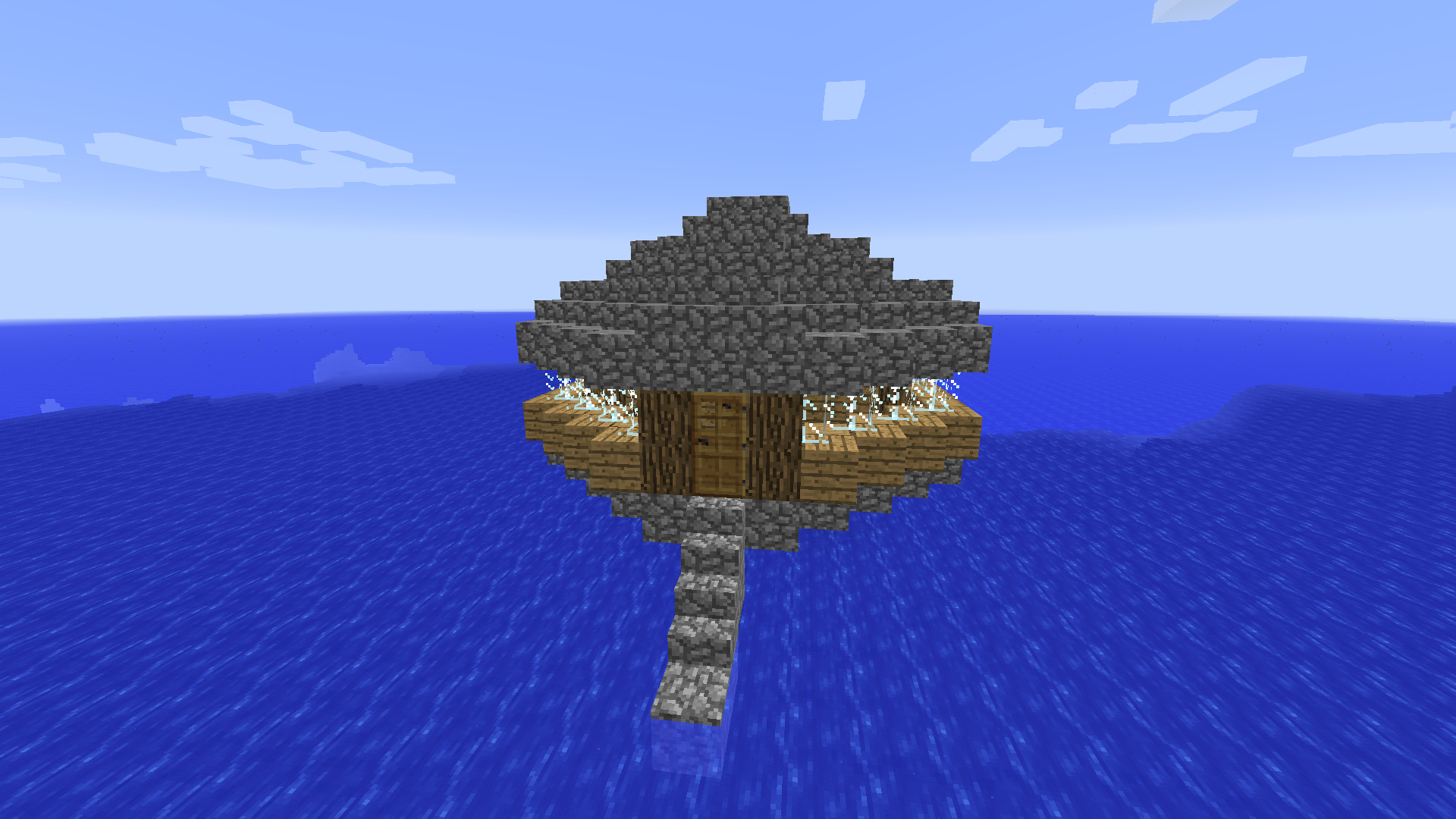 Tutorials Water Base Minecraft Pc Wiki Fandom Powered