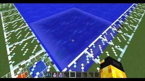 Minecraft Exploration Liquids and 1.8