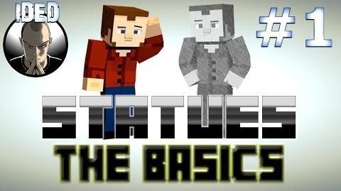 Statues Tutorial - Minecraft Mod