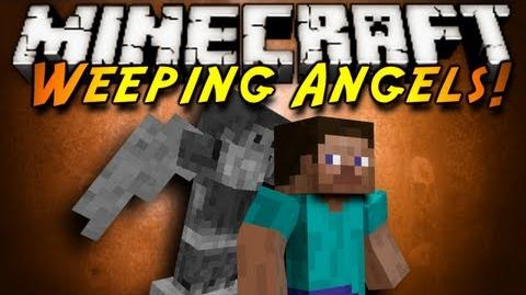 Minecraft Mod Showcase WEEPING ANGELS!