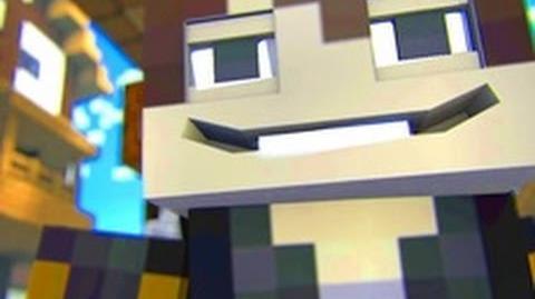 "Minecraft Songs ""Hacker"" Find Herobrine Top minecraft Songs"
