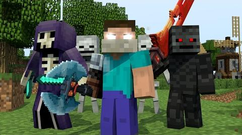 """♪""""Raiders - Minecraft Parody of Closer by The Chainsmokers"""" ♫ (ANIMATED MUSIC VIDEO)"""