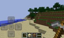 Minecraft pe 0.2
