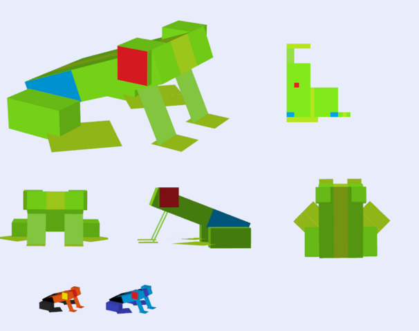 File:Minecraft model frog by grimmjow747-d5dxapa.png