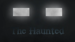 New The Haunted Title