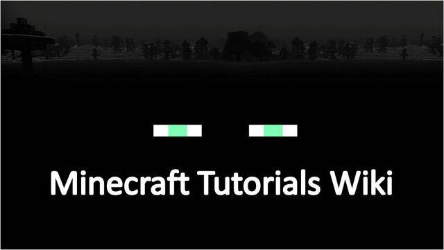 File:Minecraft Tutorials Wiki.jpg