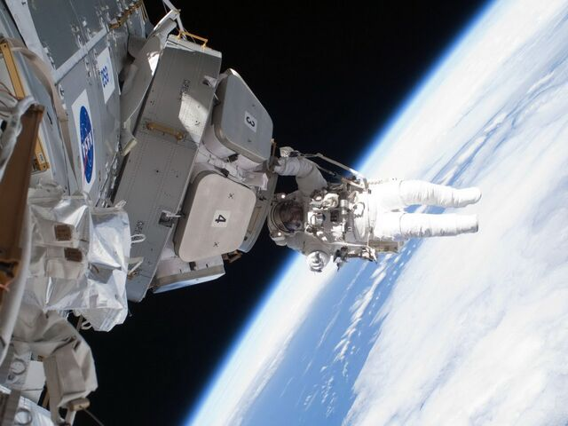 File:Earth from Space Astronaut Space Station 1280x960.jpg