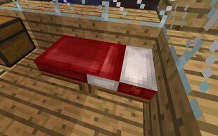 Bed glitch