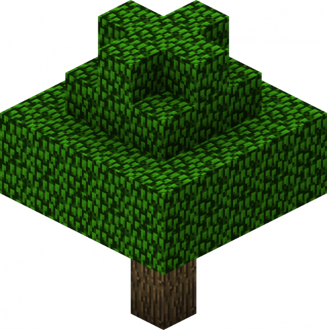 File:Minecraft Tree.png