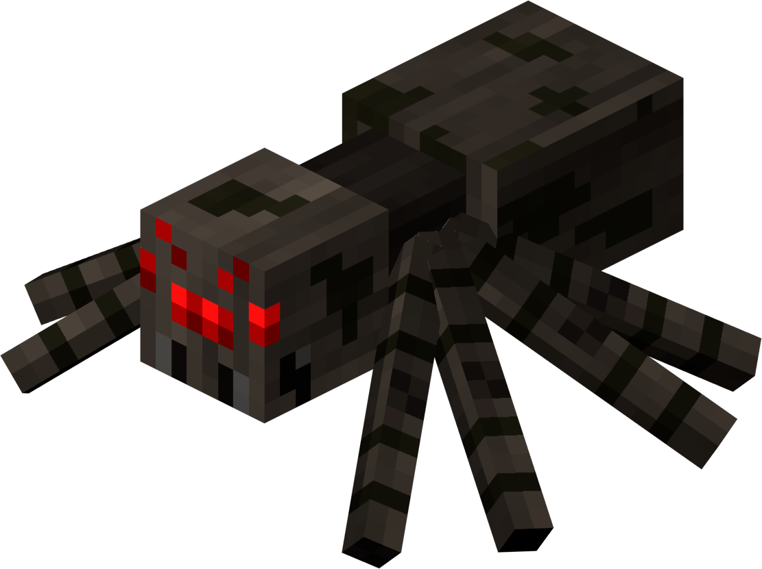 Image Spider Png Minecraft Wiki Fandom Powered By Wikia